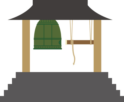 Bell Bell _ Bell tower _ temple bell