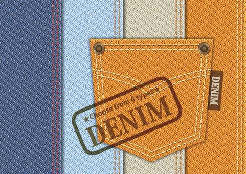 Denim (4 types)