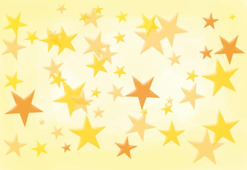 A lot of stars