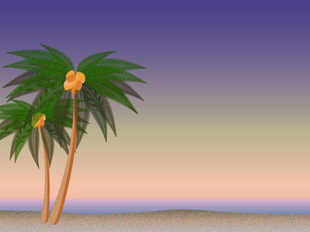 Illustration in Hawaii