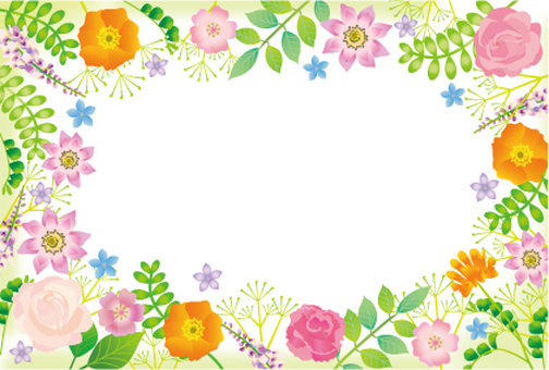Plant and Flower Frame