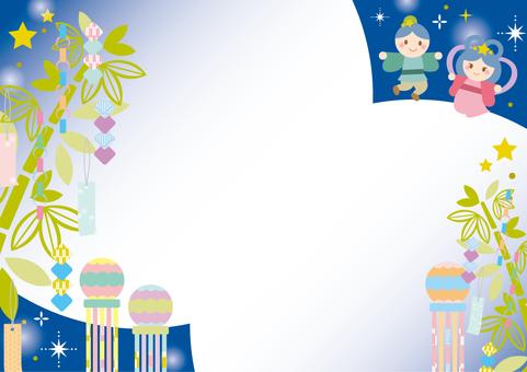 Tanabata frame_02