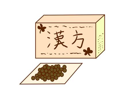 Chinese medicine (pills)
