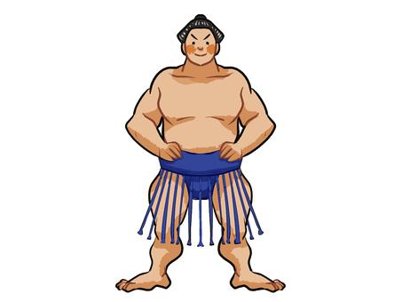 Sumo / sumo wrestler ②