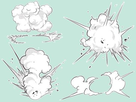 爆発セット4