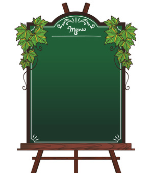 Blackboard menu - 004