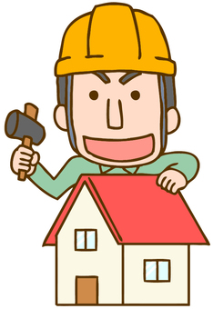 House maker construction charge