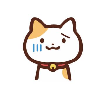 Icon / Cat / Sadness