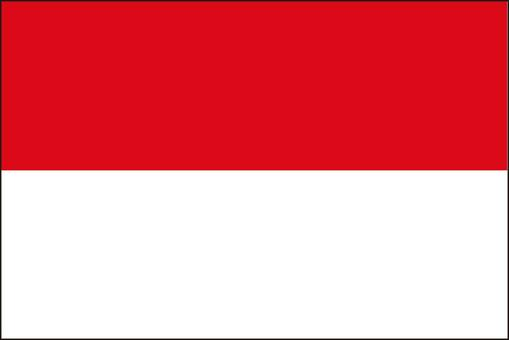 Indonesia Flag (no name)