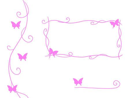 아이비와 나비