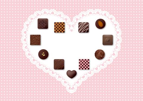 Valentine Material 47