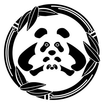 팬더 무늬 1