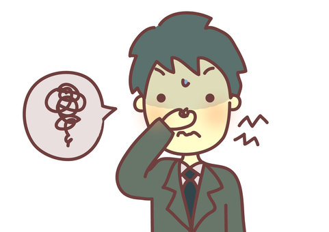 Odor problem 4