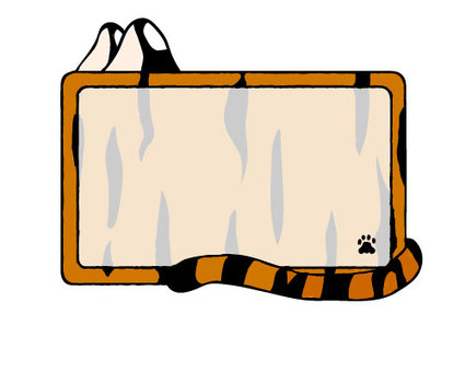 A tiger note