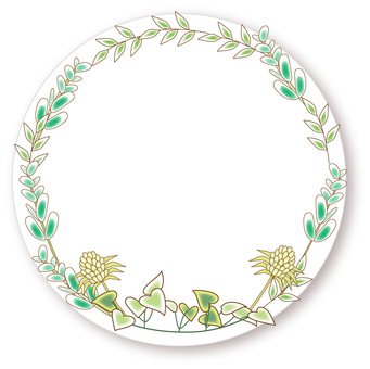 Flower wreath_17