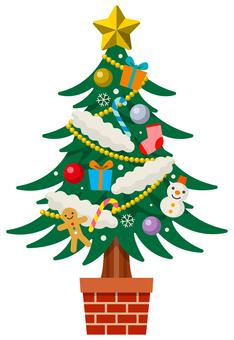 クリスマスツリー-02