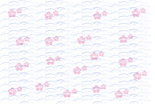 New Year card size Background 09