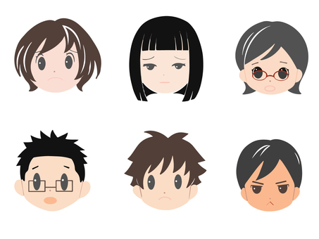 Various people · face