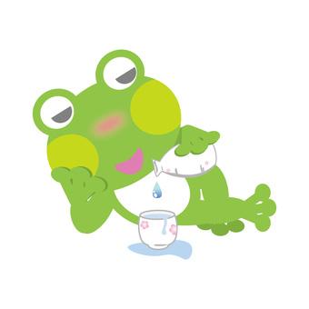 Frog (Choshi Tokutoshi)