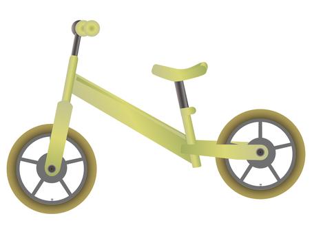Running bike 2
