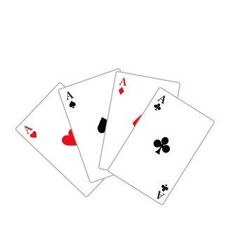 Four card
