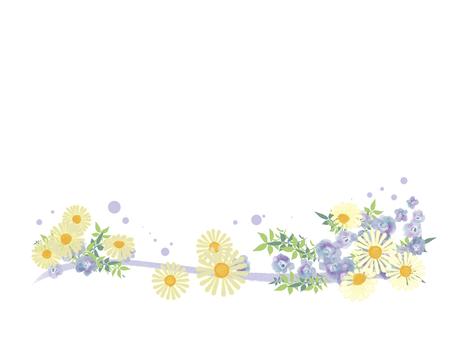 꽃 일러스트 10