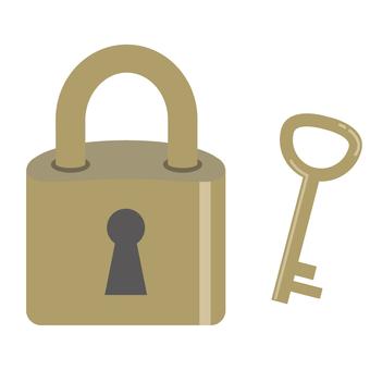 Key - Padlock