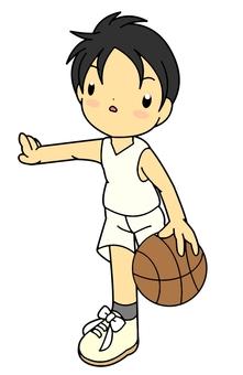 Basketball boys
