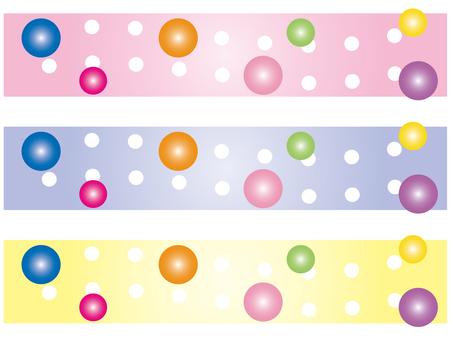 Dot pattern header 4