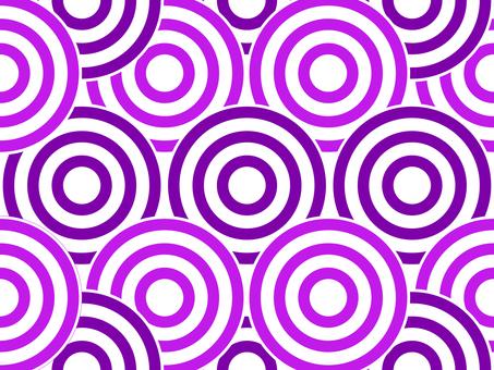 Swirl pattern _ purple series