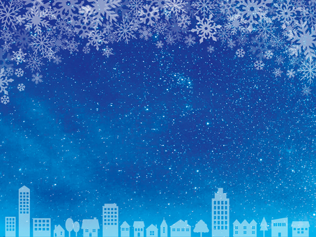 Winter sky -10