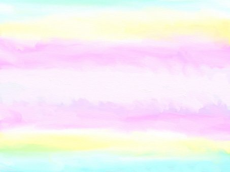 Watercolor style marble pattern horizontal
