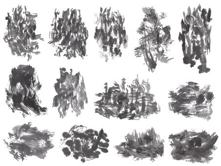 Ink Material 7