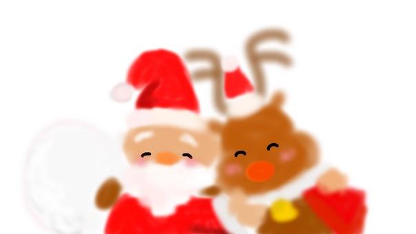 Good friend Santa