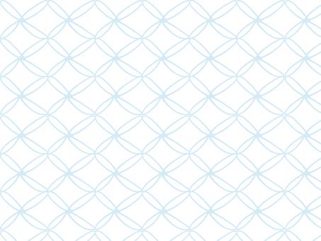 Ручной рисунок ● Голубой