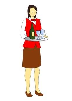 Waitress Part 2