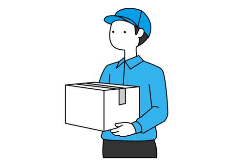 Simple-Deliveryman