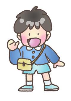 Child boy