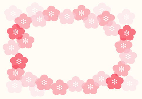Plum blossoms Frame 01