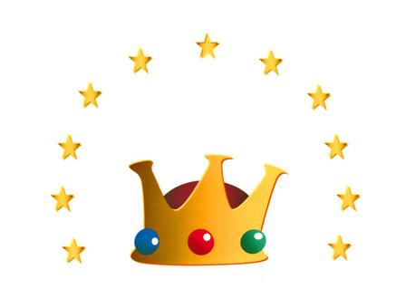 Crown & star ②