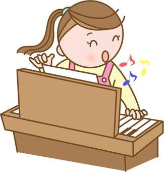 피아노 보육사