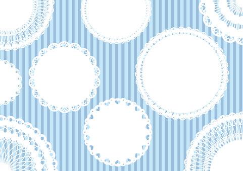 Stripe material 1