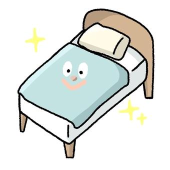 깨끗한 침대