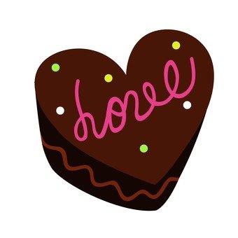 초콜릿 케이크 1