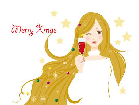 건배 (메리 크리스마스)하라