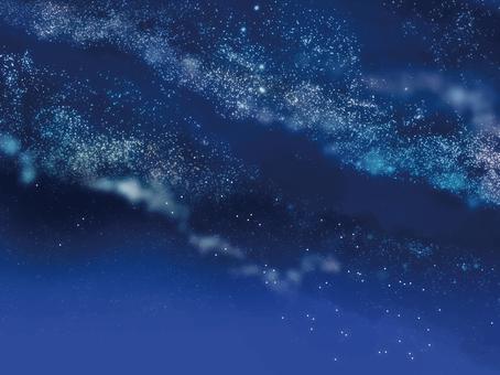 星空・天の川壁紙