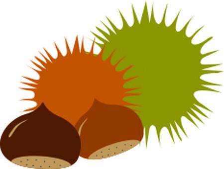 Chestnut and Ikagiri