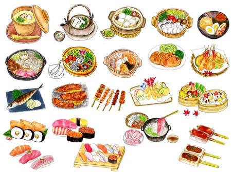 Japanese food summary 02
