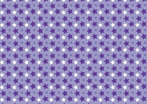 Background pattern star (purple)