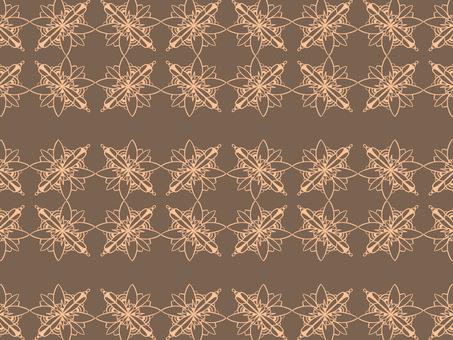 Retro pattern background